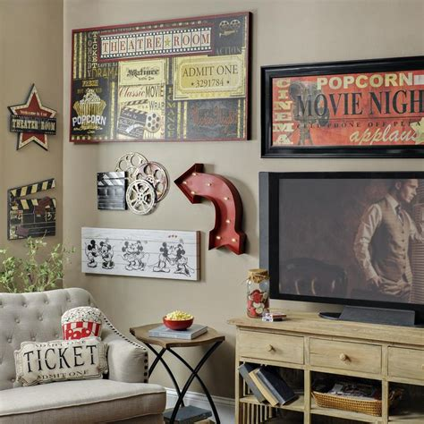 movie decor for the home 25 best ideas about movie themed rooms on pinterest