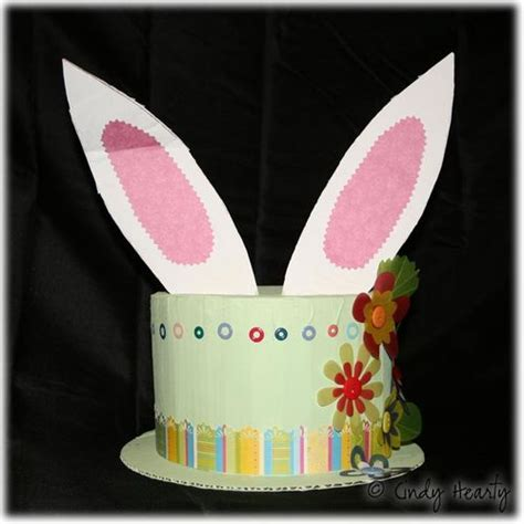 easy easter bonnet template easter hat fiskars craft