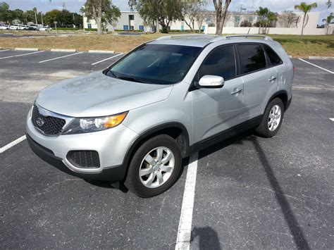 2012 kia sorento lx 4wd review