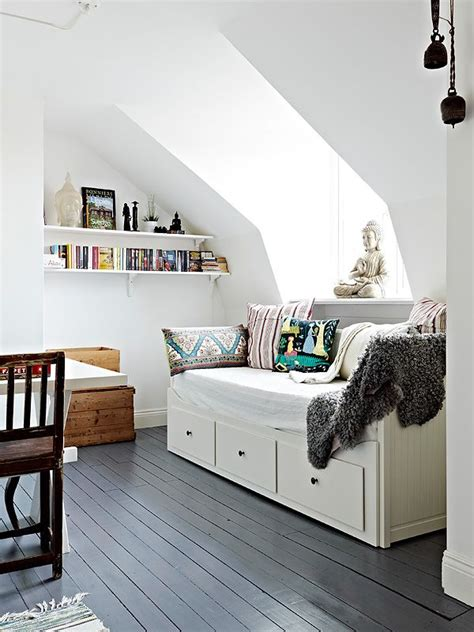 Spare Bedroom Hacks Top 25 Best Ikea Daybed Ideas On White Daybed