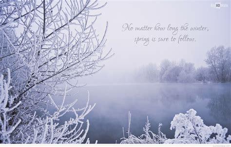 winter quotes winter quote