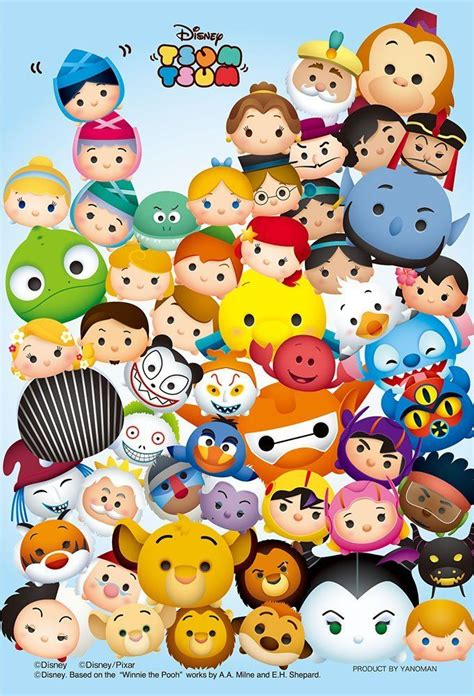 wallpaper iphone disney tsum tsum disney tsum tsum puzzle disney pinterest disney