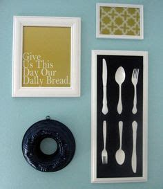 kitchen wall decor ideas diy kitchen and breakfast nook decorating ideas on pinterest