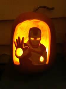 iron man pumpkin by flourchild on deviantart