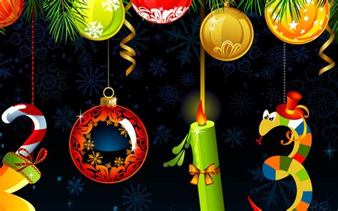 happy new year decorations wallpapers 2560x1600 655250