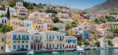best places to stay in symi greece the hotel guru