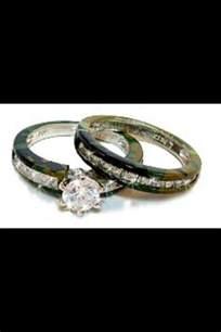 camo wedding rings sets country wedding camo rings snook