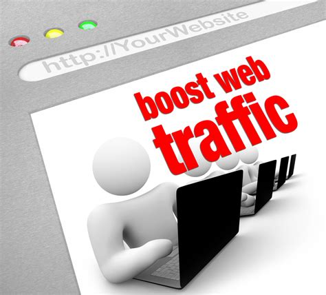boost traffic to the business web page sobeso 4 ways to attract traffic to your website