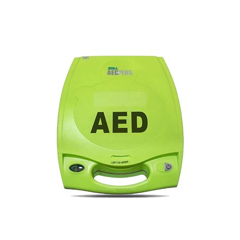 zoll aed plus defibrillator mme