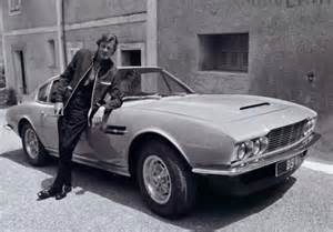 Roger Aston Martin The Persuaders History The List