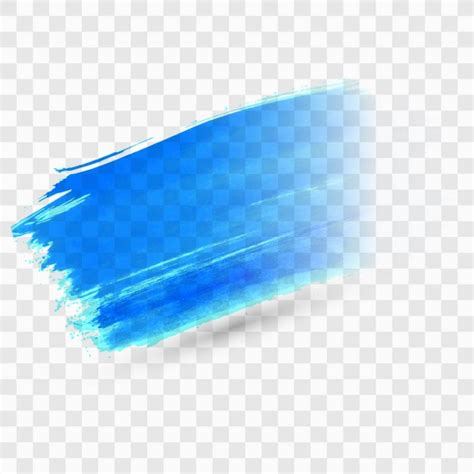 blue paints blue paint stain vector free download