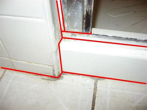 Shower Door Leaks At Bottom Impossible To Find Source Of Shower Stall Leak Doityourself Community Forums