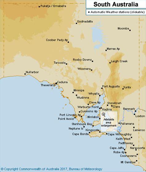 south australia map south australia