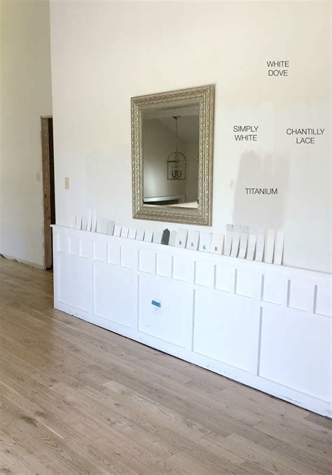 Sherwin Williams Egret White livelovediy how to choose a paint color 10 tips to help