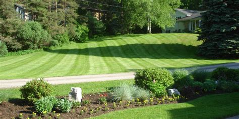 backyard subdivision maintenance manor landscaping