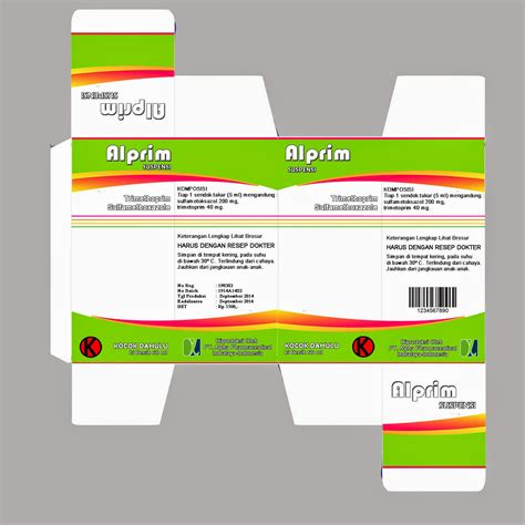isi desain kemasan zona greget kumpulan desain kotak obat pabrik alpha pharma