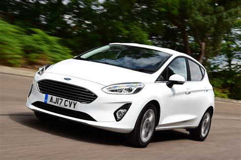 Ford Fiest by Ford Review Auto Express