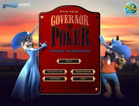governor of poker 1 full version free online marwanto606 download governor of poker 1 full version