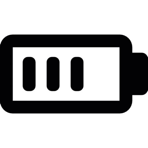 battery charge  full icons