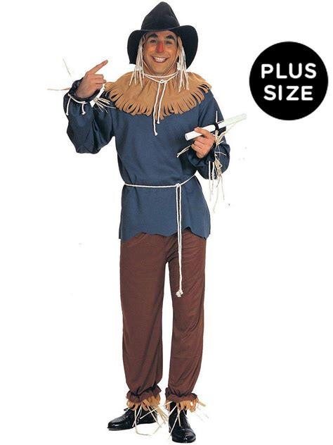 Thermolyte Plus 60s Original the wizard of oz scarecrow plus costume costume supercenter on sale