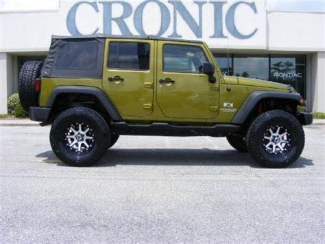 green rescue rescue green metallic jeep wrangler images