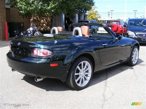 mazda roadster hardtop 2008 highland green mazda mx 5 miata grand touring hardtop