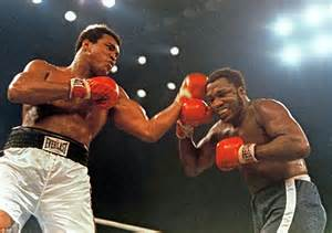 Muhammad Alis Fight by Muhammad Ali S Children Who Will Be Fighting His