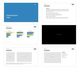 indesign presentation templates templates ucla brand guidelines