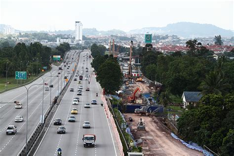 new year road closure malaysia kltu road closure at cheras kajang highway starting