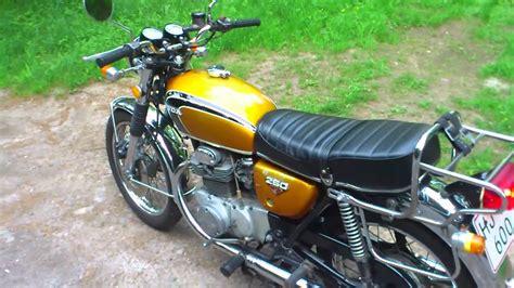 1973 honda cb 250