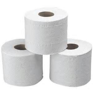 papier toilette ouate de cellulose blanc 3 plis 250 feuilles gaufr 233 ecolabel 1