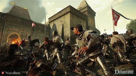 themes of kingdom come kingdom come deliverance trailer introduces an open world