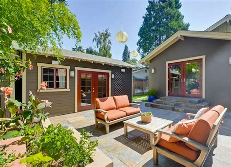cozy backyard ideas make your backyard cozy with comfy seating small backyard ideas 20 spaces we love
