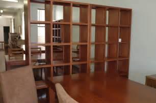 Bookshelf Room Divider Interior Space Saving Hacks Room Divider Ideas Stylishoms Racks Room Divider Room