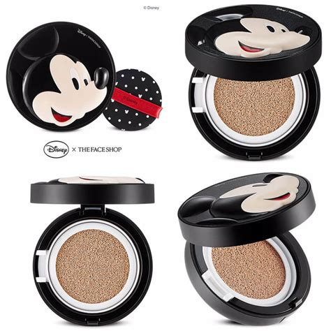 The Shop Bb Power Perfection Cushion Disney Mickey ph蘯 n n豌盻嫩 the shop mickey power perfection bb cushion