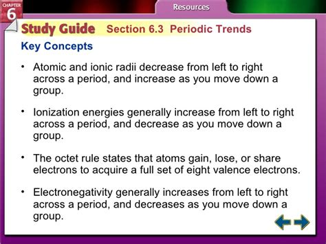 section 6 3 periodic trends worksheet answers section 6 3 periodic trends worksheet answers 28 images