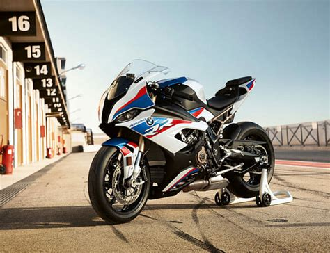 bmw   rr  lighter faster