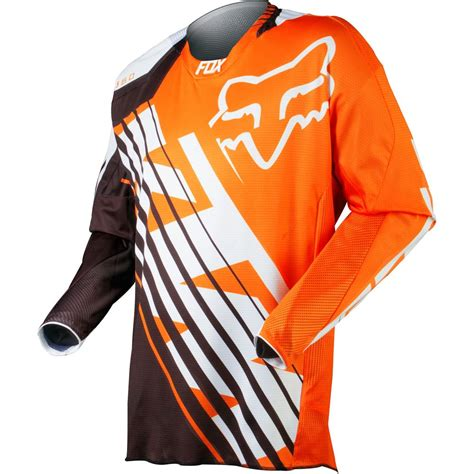 fox motocross apparel apparel fox racing road jerseys 360 ktm orange jpg
