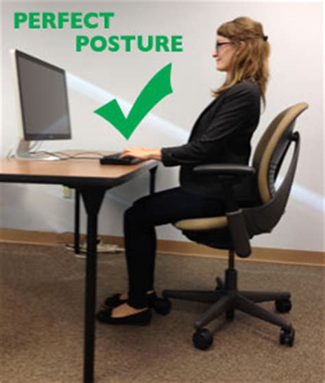 proper standing desk posture desk ergonomics for improved posture and typing speed