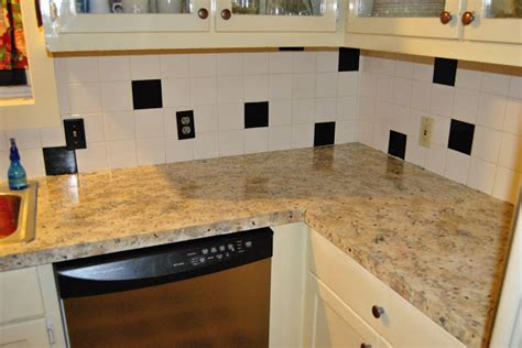 Marlana Countertops by The With Panache Faux Granite Countertops Faux