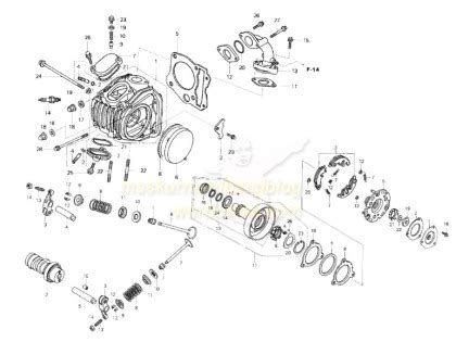 Gear Set Rantai Karisma Supra X 125 Revo Absolute Tokaido motor piston ring air conditioner evaporator motor wiring diagram odicis org