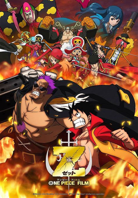 urutan film one piece film one piece z critique