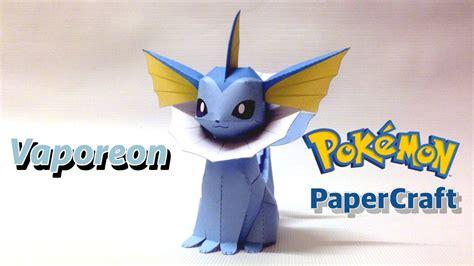 Vaporeon Papercraft - vaporeon papercraft
