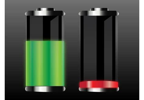 batteries vectors   vector art stock