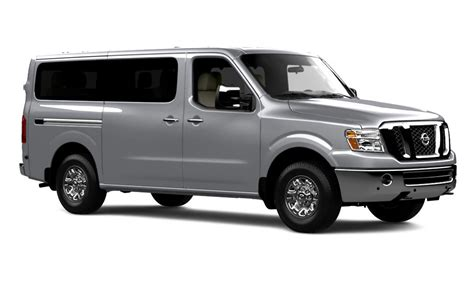 Nissan Reveals 2012 Nv3500 Hd Passenger Van It Carries Up