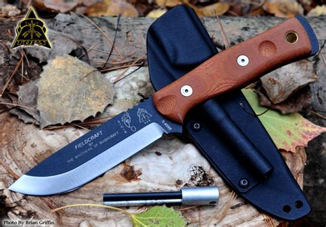 tops brothers of bushcraft knife tops brothers of bushcraft knife the tops b o b brown
