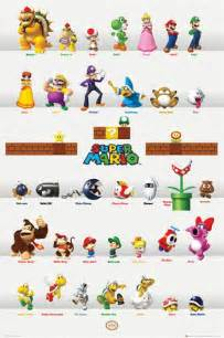 super mario brothers characters bing images