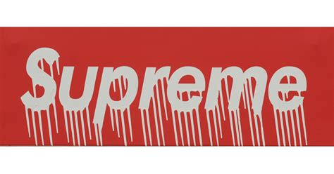 the supreme supreme logo drippy supreme your meme
