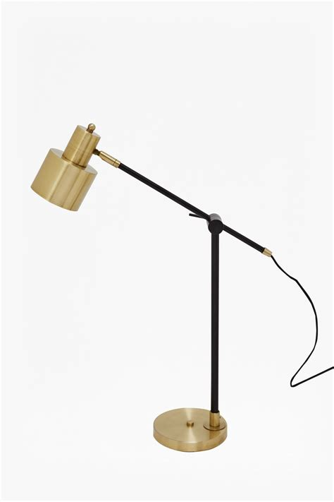 black and brass l brass and matte black l lighting french