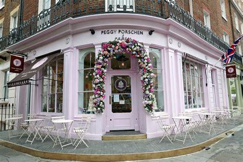 Bakery Interior Design Peggy Porschen Cakes Parlour Belgravia Homegirl London